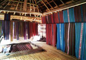 Kain tenun khas Lombok