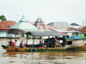 Pesona Sungai Musi