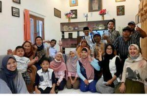Lebaran Bersama Keluarga